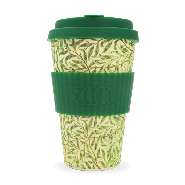 Coffee to go Becher WILLOW, Bambus, 400 ml, ecoffee cup