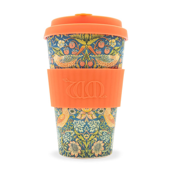 Coffee to go Becher THIEF, Bambus, 400 ml, ecoffee cup